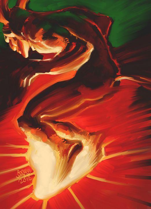 Evil-Jump - Eyas Jaafar ARTS