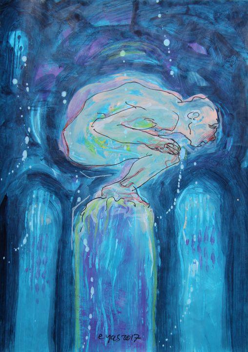 On the top - Eyas Jaafar ARTS