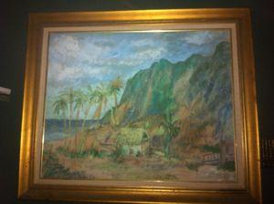 Hawaiian Beach Hut