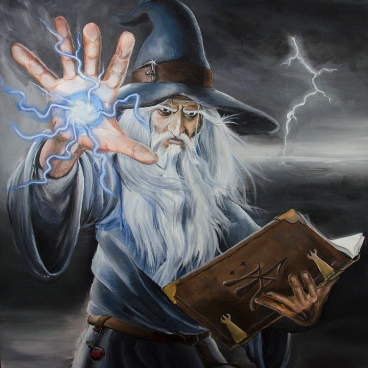 Wizard's Final Judgement! - Louis Monnich