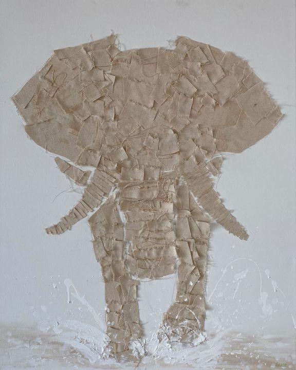 Elephant no. 1 - Makeba