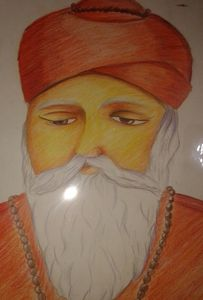 REAL LOOK OF GURU G