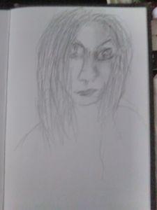 Felicia Heath sketch#2