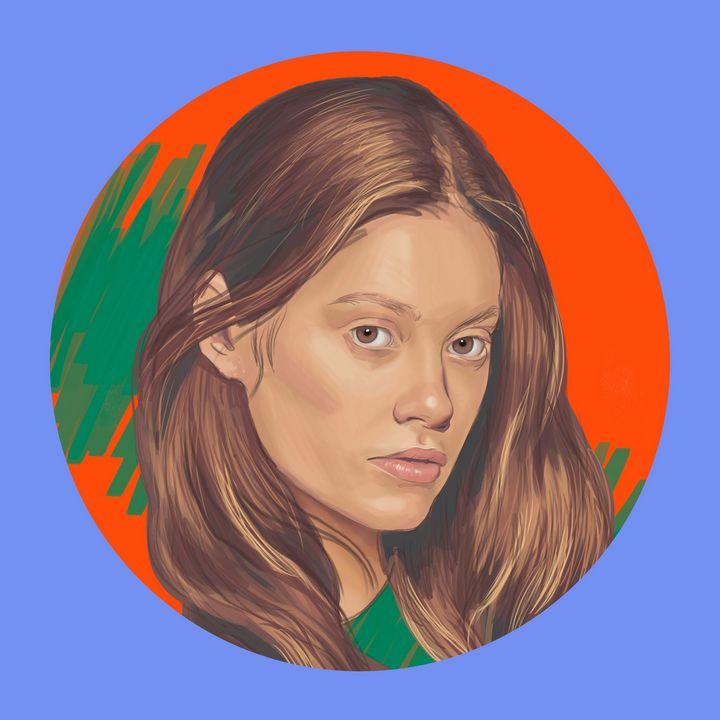 Custom Digital Portrait - Varvara Maximova Art
