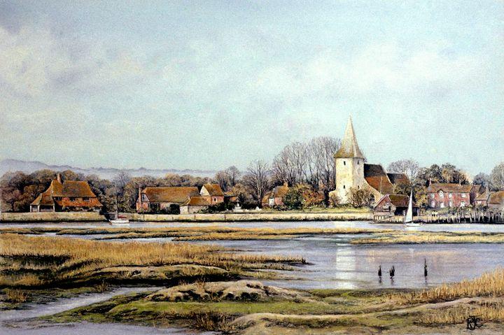 Bosham Harbour - Rosemary Colyer
