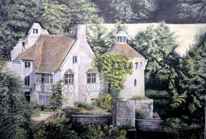 Scotney Castle - Rosemary Colyer