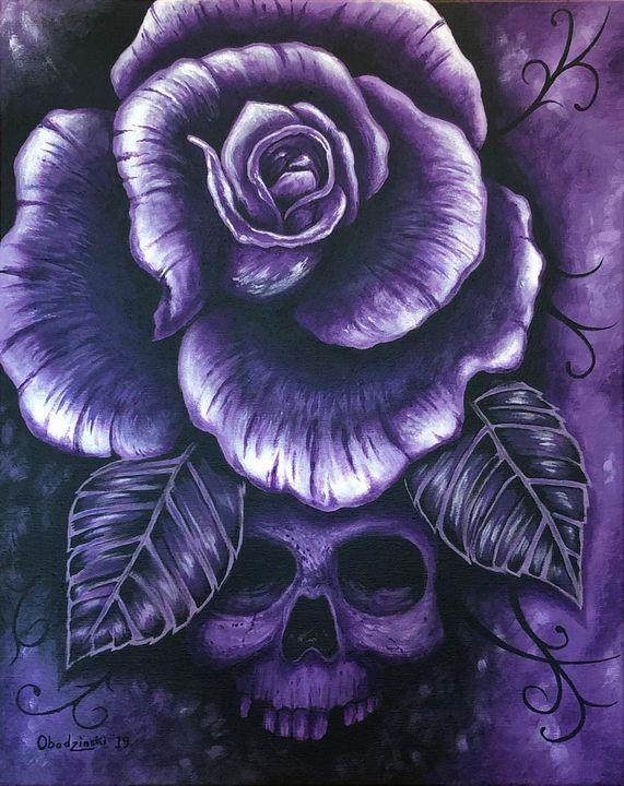 Purple Haze - Gregg's Deep Colors