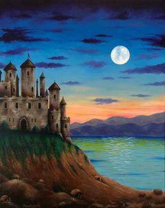 """Castle Island"""