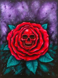 """""""Reaper Rose"""""""