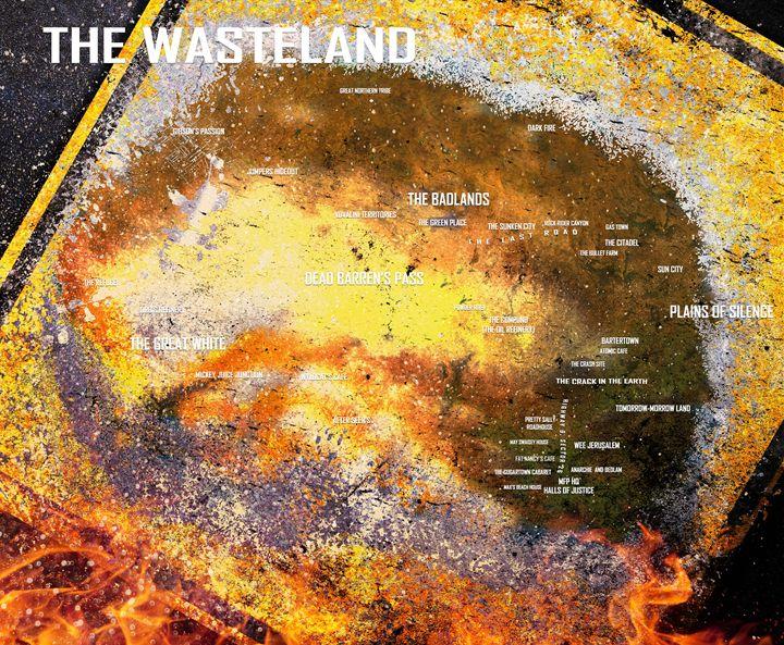 The Wasteland - Jasenstation