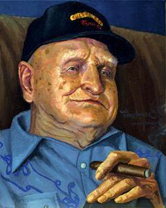 Portrait of Jack Rogers