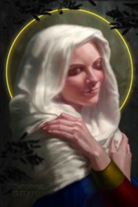 The Acceptance of Mary