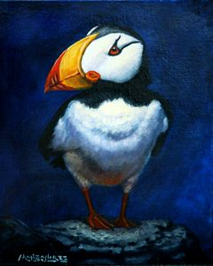 The Popular Puffin