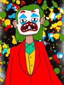 Weird but fun, Joker