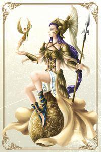 Olympian Athena