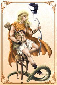 Olympian Apollo