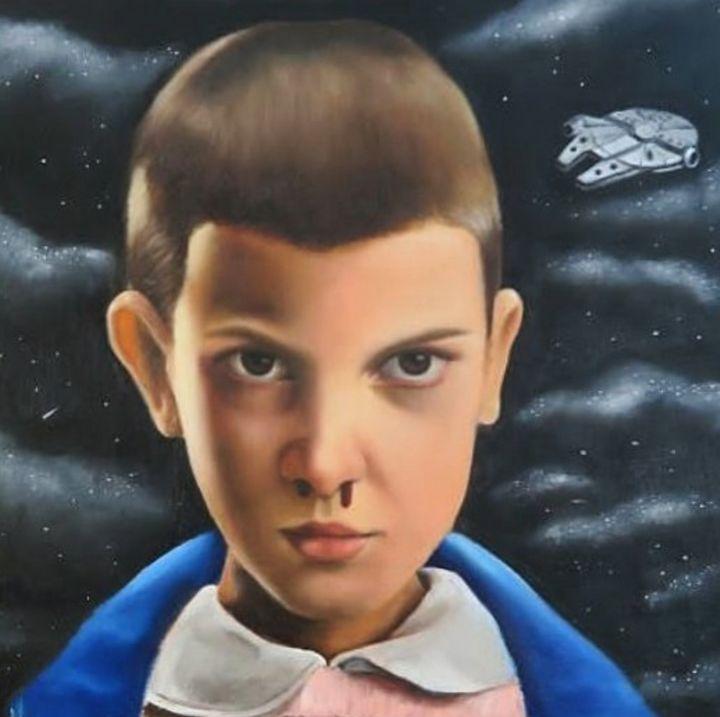 Eleven - Mirzamani Art