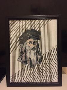 DaVinci's Portrait