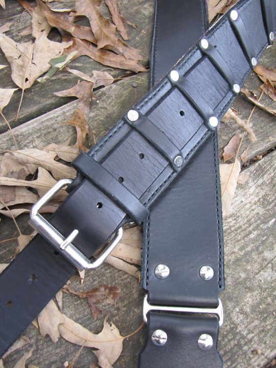 Leather guitar/bass strap - NMD Studio
