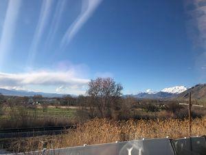 Utah vallen scenery