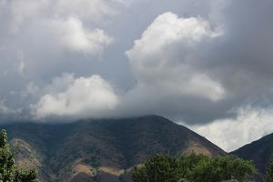 Clouds Vs Mountain
