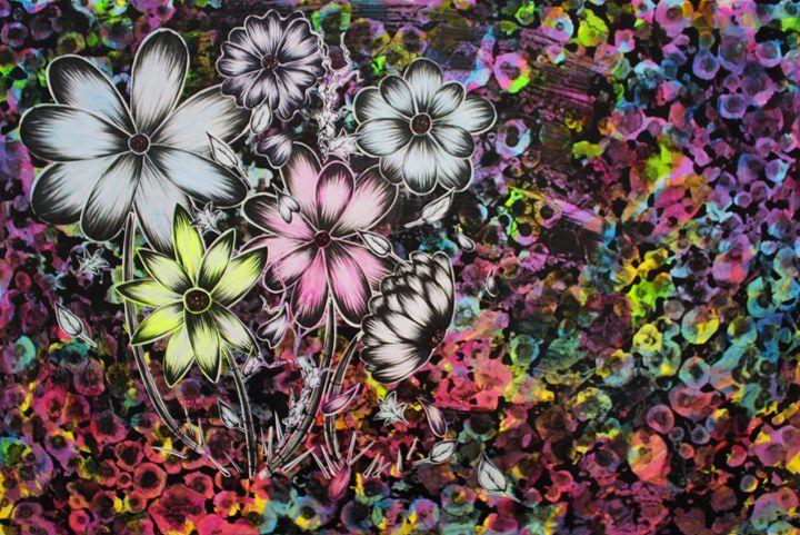 Wild Garden - Jenny Kimble