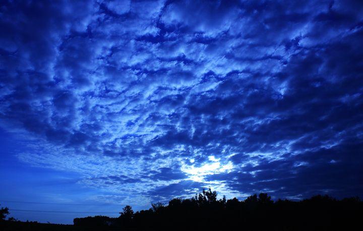 Blue Skies - Jenny Kimble