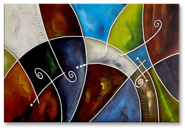 Exploration - Ioannis Tsaousidis paintings