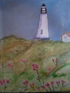 Lighthouse field