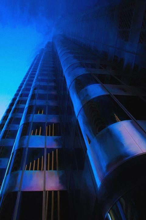 The Blue Ladder - Epicurian