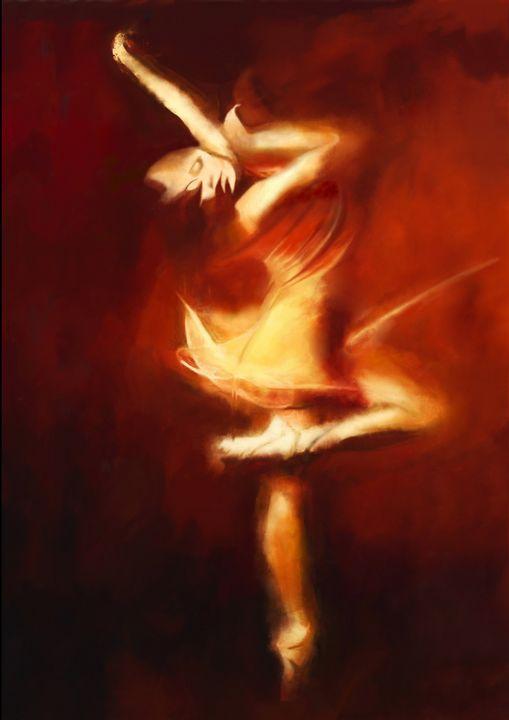 Degas Dancer - Epicurian