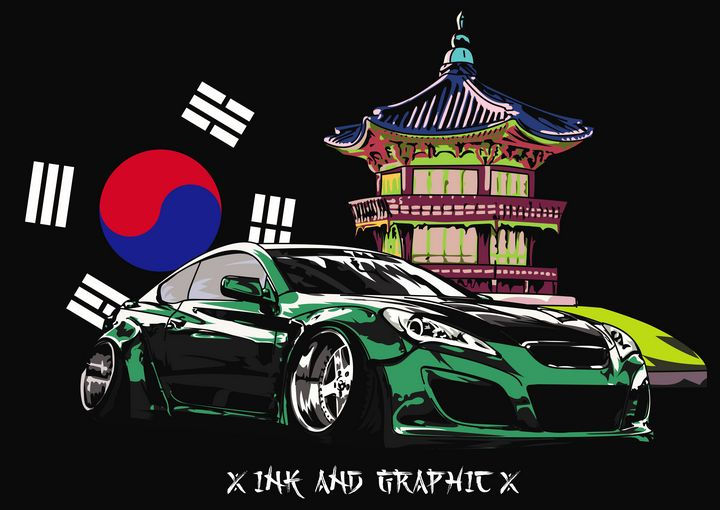 KDM Stance and Culture - Ink and Graphic