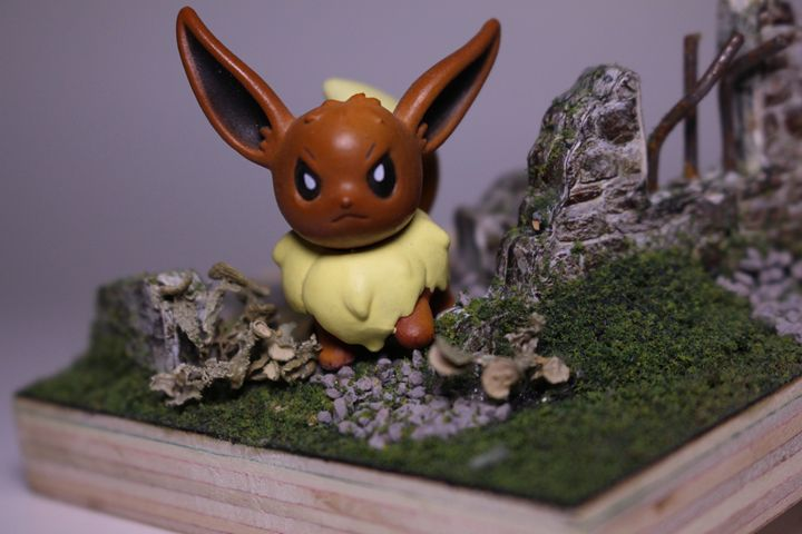 Eevee Model - Sophisticated Collection