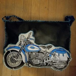 Over the Shoulder motorcycle bag