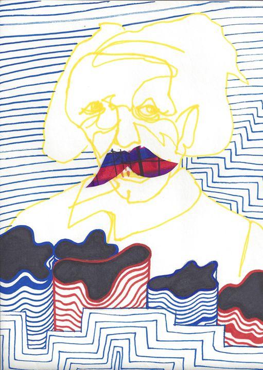 Mario the Einstein - heejaelee