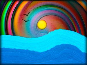 Oceans Rainbow