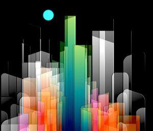Blue City Moon