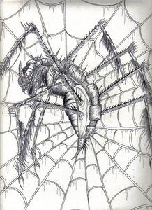 Alien Spider