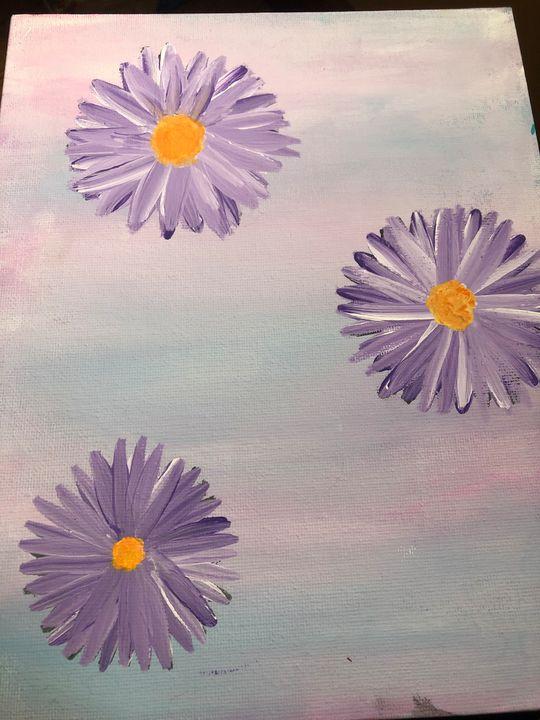 Purple Daze - Alex Arts