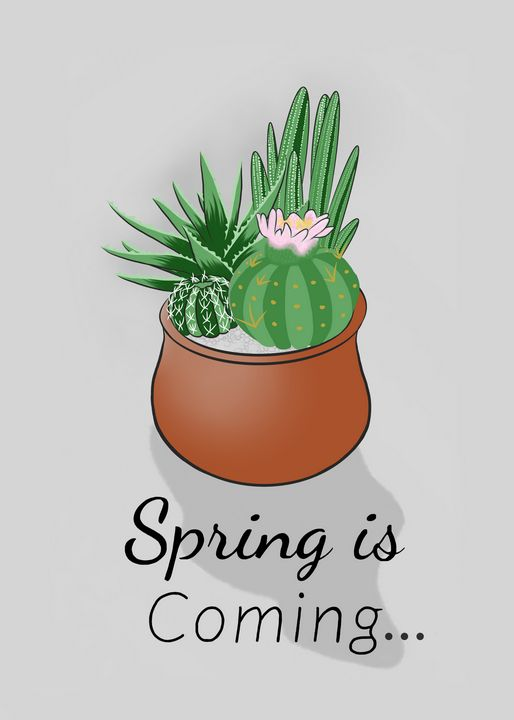 Spring is coming - tiazArtDesigns