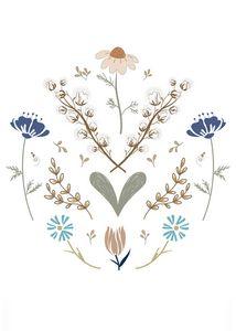 Blossom Flower Minimalist