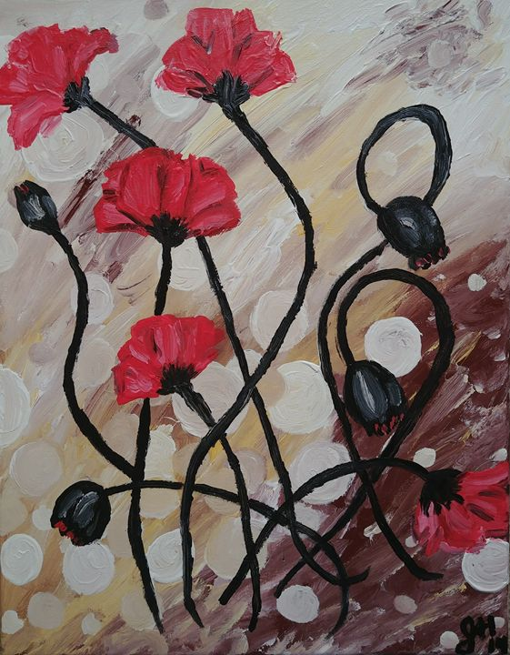 Flower Pop - Janet Hilty