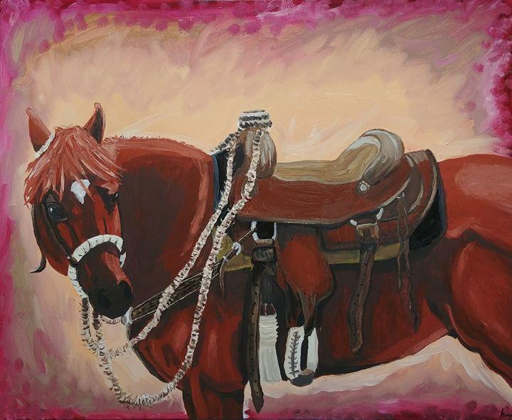 Heart Horse - Janet Hilty