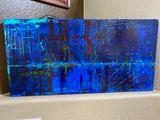 Acrylic on canvas 15x30
