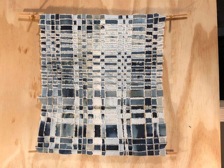 Woven Abstract - FallTrades Design