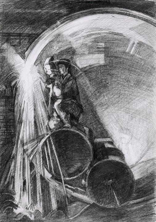 Worker - Anastasiia