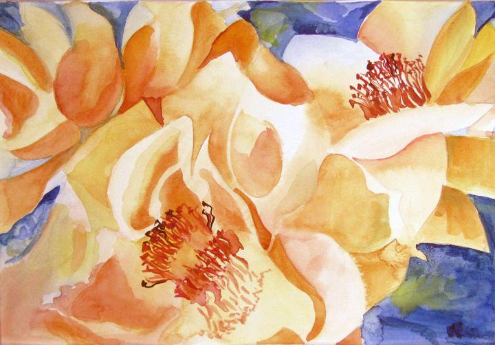 White Roses - Anastasiia