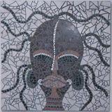 Tile Mosaic Wall Decor