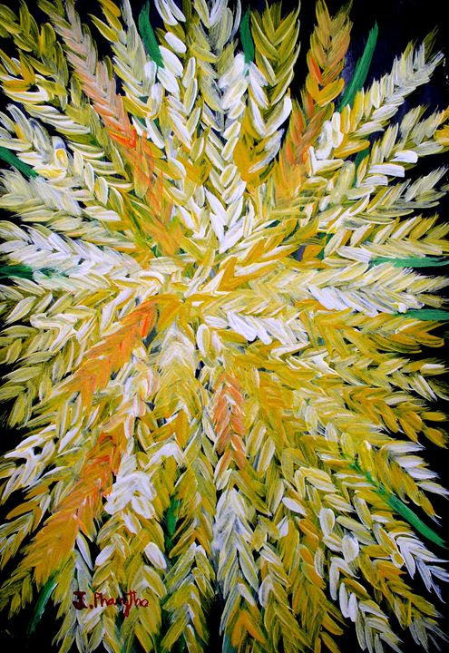 Palm Orchid - Art Jacky Gallery