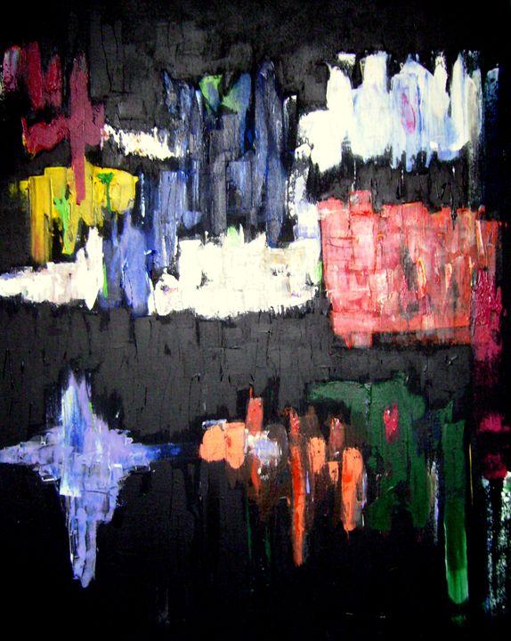 City Of Light - Art Jacky Gallery